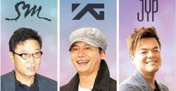 ชาวเน็ตเกาหลี เผยชื่อไอดอลที่พวกเขานึกขึ้นได้เป็นวงแรก เมื่อพูดถึงสังกัด SM, YG, และ JYP