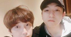 ชานดึล B1A4 ซองจิน DAY6 บอกว่าพวกเขาเป็นคู่แข่งกันมาตั้งแต่สมัยเรียนประถมแล้ว