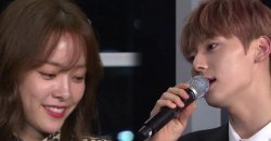 ฮวังมินฮยอน Wanna One ทำให้นักแสดงสาวฮันจีมินหน้าแดงใน Happy Together 4