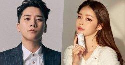 มีรายงานว่า ไอดอลหนุ่ม ซึงรี BIGBANG กำลังเดตอยู่กับนางแบบ/นักแสดงหน้าใหม่ ยูฮเยวอน