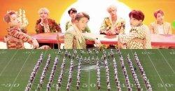 วงโยธวาทิตมหา'ลัย Temple University ได้เล่นเพลง IDOL ของ BTS สุดมหากาพย์!