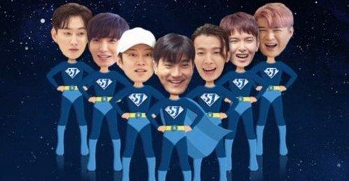 Super Junior กำลังจะกลับมาอีกครั้ง กับซีซั่นที่ 2 ของรายการ SJ Returns!