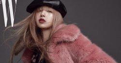ลิซ่า BLACKPINK พิสูจน์ให้เห็นศักยภาพในการเป็นไอคอนแฟชั่นยุคใหม่ใน W Korea!