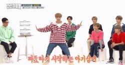 แฮชาน NCT 127 พยายามเต้นเพลง Red Velvet EXO ในช่วง SM Random Play Dance