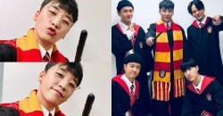 ซึงรี BIGBANG เตรียมทักมายแฟนๆ เนื่องในวันฮาโลวีน กับชุดในธีม แฮรี่ พอตเตอร์!