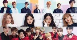 30 อันดับ นักร้อง K-POP เกาหลี ที่มีอิทธิพลต่อชื่อเสียงของแบรนด์มากที่สุดประจำเดือน ตุลาคม!