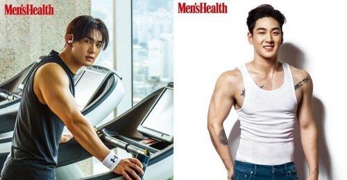 แบคโฮ NU'EST ทำตาแตก! กับร่างกายสุดแซ่บ ซี๊ดปาก บนปกนิตยสาร Men's Health!