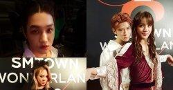 รวมภาพถ่ายปาร์ตี้ฮัลโลวีนของ SM Entertainment ปีนี้! (ภาค 1)