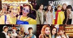 รวมภาพถ่ายปาร์ตี้ฮัลโลวีนของ SM Entertainment ปีนี้! (ภาค 3)
