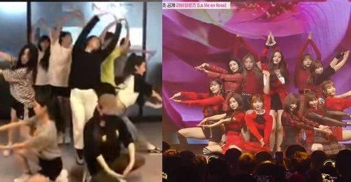 คลิปเต้นของ CLC ในเวอร์ชั้นเดโม่เพลง La Vie en Rose ถูกแชร์ไปทั่วโลกออนไลน์