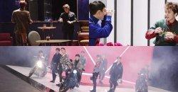 EXO มอบของขวัญให้แฟนๆ เป็นคลิปเบื้องหลังการถ่ายทำ MV เพลง Tempo สุดใกล้ชิด!