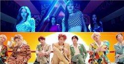 ศิลปิน K-POP ติด 5 ใน 10 อันดับ MV ที่มียอดวิวสูงที่สุด ใน 24 ชั่วโมงแรกทั่วโลก ใน YouTube!