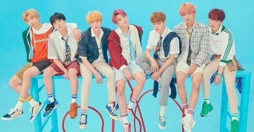 BTS เป็น ศิลปินกลุ่มแรกที่อยู่ในอันดับที่ 1 ในชาร์ต Social 50 ของ Billboard 100 สัปดาห์!
