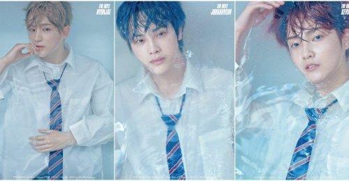 The Boyz มาเขย่าหัวใจของแฟน ๆ ด้วยภาพคอนเซปต์ของเควิน ฮยอนแจและจูฮักนยอนแล้ว