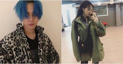 ฮยอนอา ได้โพสต์ภาพของแฟนหนุ่ม อีดอน หลังจากที่มีข่าวคอนเฟิร์มว่าเขาออกจาก Cube แล้ว!