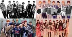 Gaon Chart เปิเผยรายชื่อศิลปิน TOP 10 ที่มียอดขายอัลบั้มสูงที่สุด ตั้งแต่ปี 2010!