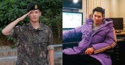 อีจงฮยอน CNBLUE ได้อัพเดตภาพให้แฟนๆ หายคิดถึง ในขณะที่อยู่ในช่วงเบรคจากทหาร