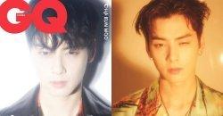 ชาอึนอู ASTRO ได้รับเลือกให้ขึ้นปก GQ Korea สำหรับ 2018 Men Of The Year
