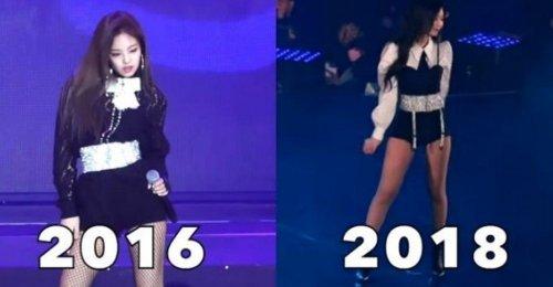 YG Entertainment ได้บล็อค คลิปเปรียบเทียบการแสดงของ เจนนี่ ใน YouTube แล้ว!