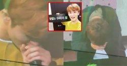 เหล่าเมมเบอร์ NCT Dream กำลังหลั่งน้ำตา กับการแสดงสุดท้ายของ มาร์ค ที่แสดงร่วมกับวง!