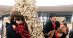 สวมมาดคุณพ่อ! ไค ชานยอล EXO รับหน้าที่ดูแลหนูน้อยนาอึน กอนฮู ใน Superman is Back