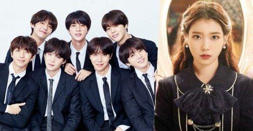 BTS และ IU ได้รับรางวัลจาก สหพันธ์ผู้สื่อข่าวแห่งเกาหลี ในงาน Proud Korean Awards