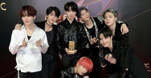 BTS คว้า 4 รางวัลในงาน 2018 MAMA Fans' Choice ที่ประเทศญี่ปุ่น!