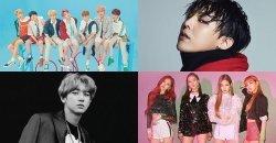 Instagram Korea เผย แอคเคาท์อินสตาแกรมที่ได้รับความนิยมมากที่สุดในปี 2018
