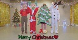 NU'EST W ทำตามสัญญาชนะรายการเพลง กับคลิปซ้อมเต้นสุดฮาในธีมคริสต์มาส!