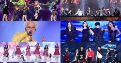 2018 SBS Gayo Daejeon มียอดเรตติ้งผู้ชมที่สูงดุเดือด กับผู้ชมที่เป็นกลุ่มเป้าหมาย!