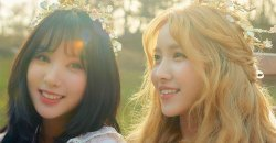 GFRIEND ได้เผย ภาพคอนเซ็ปท์ของ โซวอน และ อึนฮา ในอัลบั้มชุดที่ 2 Time For Us