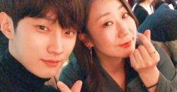 จินยอง พูดถึงประสบการณ์เข้าฉากจูบกับนักแสดงสาวรุ่นใหญ่ รามิรัน
