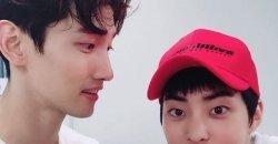 ซิ่วหมิน EXO กับชางมิน TVXQ จะไปเที่ยวด้วยกัน 2 คนใน I Live Alone!