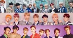Naver เผย รายชื่อ TOP 10 ศิลปินไอดอล K-POP ที่ถูกค้นหามากที่สุดในปี 2018