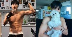 กูจุนฮเว iKON อวดกล้ามแน่! ถ่ายเซลฟี่อวดลอนหน้าท้อง ทำเอาแฟนเกิร์ลฟินกระฉูด!