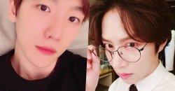แบคฮยอน EXO ขอบคุณ EXO-L และ คิมฮีชอล Super Junior หลังงาน SMA2019