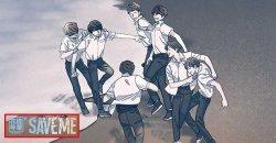 BTS จับมือกับ Naver Webtoon ปล่อยซีรีส์ web comic เรื่อง Save Me