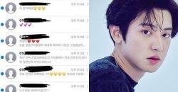 ชาวเน็ต เครียด! หลัง ซาแซงแฟน เข้าใจผิดคิดว่าเบอร์เขาคือเบอร์ของ ชานยอล EXO