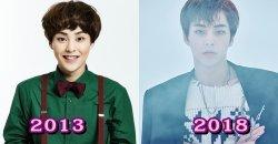 แฟนๆ กำลังทึ่ง! ที่เวลาผ่านไปมากแค่ไหน แต่ ซิ่วหมิน EXO ก็ยังดูเด็กไม่เปลี่ยน!