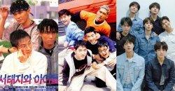 ชาวเน็ตออกมาโต้เถียงกันว่า ใครคือ TOP 5 บอยกรุ๊ป ในวงการเพลง K-POP
