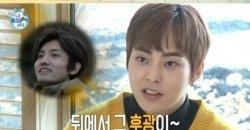 ซิ่วหมิน EXO เป็นแฟนบอยของชางมิน TVXQ + ชมชางมินไม่หยุดใน I Live Alone