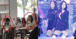 ดูเหมือนว่า ไอรีน Red Velvet และ เจนนี่ BLACKPINK จะออกมาทานข้าวด้วยกัน ที่ LA