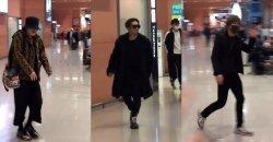 กลุ่มแฟนคลับชาวญี่ปุ่น ทำการแสดงล้อเลียน BIGBANG ที่สนามบินสุดฮา จนกลายเป็นไวรัล