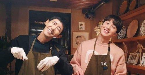 กวางฮี พูดถึงความเชื่อมโยงที่คาดไม่ถึงระหว่างเขาและชานิ SF9 ในอดีต