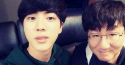 จิน BTS บอกว่าเขาถูก PD บัง (บังชีฮยอก) ปฏิเสธทำ mukbang ด้วยกัน
