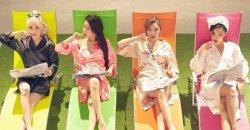 สาว ๆ วง MAMAMOO จะไปเป็นแขกรับเชิญในรายการ Life Bar ของ tvN!