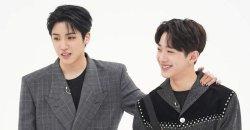 Wooseok X Kuanlin ทำการแสดงเพลงของ PENTAGON - Wanna One ใน Weekly Idol