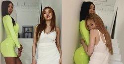เจสซี่ & ฮยอนอา 2 สาวจาก P-NATION แชร์ภาพถ่ายดูโอ้สุดเซ็กซี่