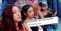 BLACKPINK ใช้เวลา 6 วัน 3 ชั่วโมง 30 นาที พาเพลงใหม่ ทุบสถิติยอด 150 ล้านวิวแล้ว