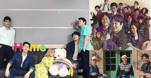ชาวเกาหลีโหวตรายการ TV ที่พวกเขาชื่นชอบมากที่สุดในเดือนเมษายน!